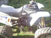 2001 Yamaha Blaster Good overall condition. Brand New