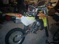 Suzuki RM85L PLEASE CONTACT GEORGE @ or email me (click