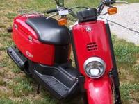 I am the original owner of this scooter and it has 3404