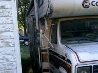 Coachman Camper & 84 Ford Econoline combo Fixer-upAs