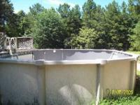 i have a huge above ground pool for sale its 15 feet