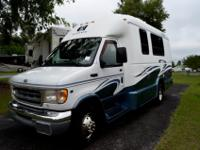 2001 Coach House Platinum, Model 232, Class B Motor