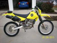 2002 Suzuki DRZ-250 , Adult owned and have all original
