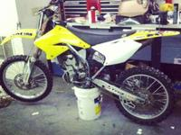 Iv got a six rmz 250 its got -p&p valve job-weisco