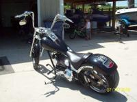 I have an seven Thunder mountain chopper ! Built by