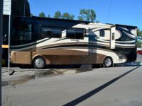 2008 Holiday Rambler Ambassador, Model 38PDQ, I6 Diesel