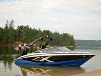 2013 Regal 2100 RX SpecificationsLOA 21' Beam 8'6""