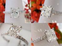 I'm selling this AMAZING NEW 1.21 Carat Radiant Diamond