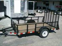 best trailers  ask for joey 6 x 10 bed size 3500 axle w