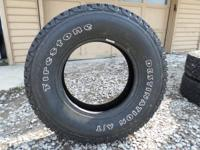(1) 235/75/15 FIRESTONE DESTINATION A/T STANDARD LOAD