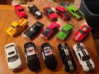 I am selling my collection of 1/24 cars. There are 29