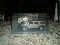 A fantastic Hummer H2 1/24 scale die cast fairly heavy