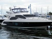2008 Azimut 62 MOTOR YACHT El Bacan is a nice example
