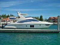 "2009 Azimut AZ58 FLY BRIDGE ""NEW BROKERAGE LISTING"""
