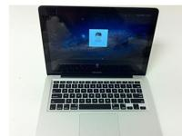MacBook Pro i7 2.7GHz CPU with 8GB Ram and 500GB SSD