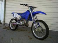 devonshire 01 Yz 125. 2stroke. Attractive condition.