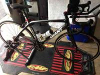 I have a Giant Defy Adv. Compact three (Medium) FOR