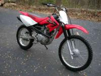 2007 HONDA CRF 100 F CRF100F100% ALL HONDA FACTORY