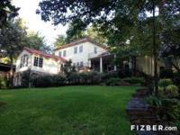Extensive home on 2 lots in historic Prospect Terrace
