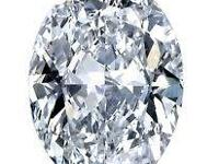 Greetings, 1.37 Oval Shape Diamond. SI1 - H Certified.