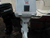 Up for Grabs is my 1979 150hp V6 Longshaft Outboard