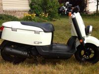 Nice clean reliable scooter for sale. Adult owned, used