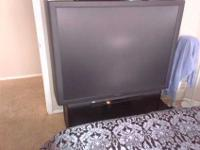 """i have an old sony television, about 46"""",works perfect"""