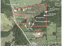68 acres with (7) - 1,200 sq. ft. manufactured homes