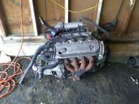 I have an engine from a 1994 honda civic del sol s. I