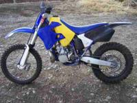 I have for sale a great running 2000 Yamaha YZ 250