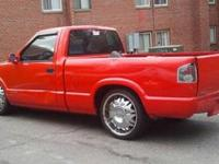 Im selling a s10 ss edition with 167000 miles the truck
