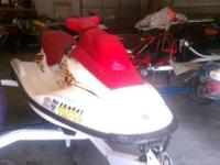 1999 Seadoo GS. Very clean! 720 cc Get you in the 50s!