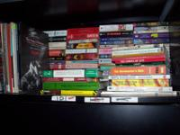 A lot of used/new high value books is for sale from