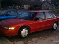 This '96 Oldsmobile Cutlass Supreme SL is in good