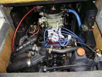 1993 OMC Cobra 5.8 motor (351 ford) Just totally