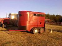 I have a two horse trailer the i recently bought to