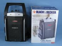 For Sale ... 1500 Watt Black & & Decker Portable