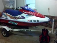 If you are looking for a jet ski that won't cost you a