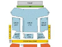 I am selling six FANTASTIC seats for the Peter Frampton