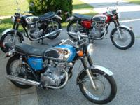 old japanese motorcycles for sale----honda yamaha