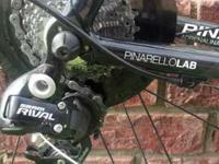 I enjoyed this Pinarello FP2 during my preperation for