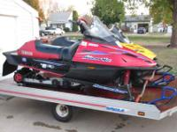 I am selling my 1998 Yamaha 600 Mountain Max