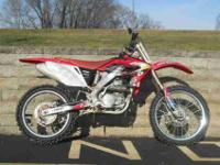 2004 HONDA CRF250, Red, www.roadtrackandtrail.com we
