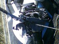 Parting out freshwater 7.5 hp Honda four stroke, 4