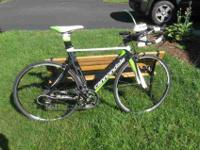 2010 Cannondale Slice with full carbon frame (54cm
