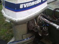 I got a 1976 115 evinrude outboard boat motor 90psi