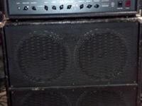 I am selling my Engl Fireball 100 head with foot