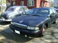 I have for sale a 1993 Chevrolet caprice classic. all