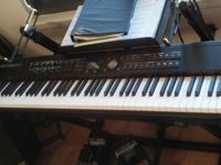 I am selling my lightly used Roland RD700GX. This is an
