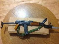 5.56x45 / .223, Very rare PREBAN CT LEGAL AK47,